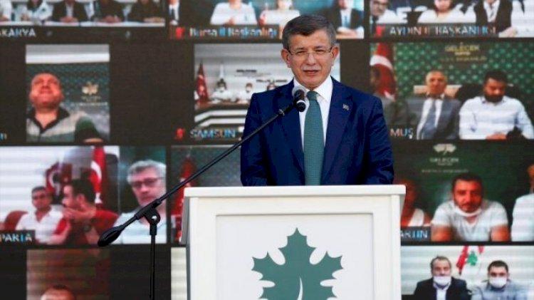 Başkan  Ahmet Davutoğlu'ndan Urfa açıklaması