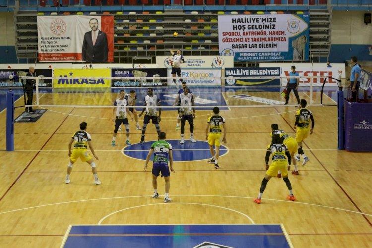 Urfa Ekibi Rakibini 3-0 Yendi