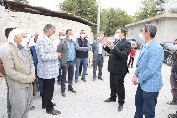 Başkan Canpolat: Şehirde Ne Varsa, Köyde De Aynısı Olacak